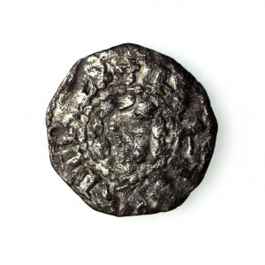 Henry I Silver Halfpenny 1100-35AD Winchester -15942