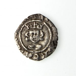 Henry IV Silver Halfpenny Heavy Coinage 1399-1413AD-16031