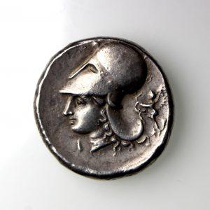 Corinthia Corinth Silver Stater 375-300BC -16048