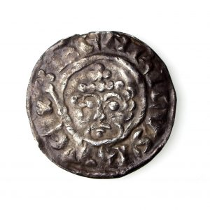 Henry II Silver Penny Class 1c 1154-1189AD Winchester -16380