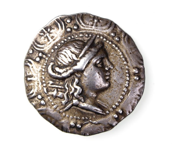 Macedon, Amphipolis Silver Tetradrachm 158-149BC -17289