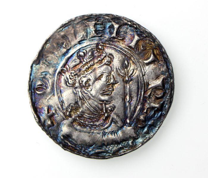 William I Silver Penny Profile Right Type 1066-1087AD Oxford -18181