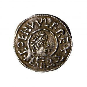 Kings of Mercia Coenwulf Silver Penny 796-821AD Canterbury -18305