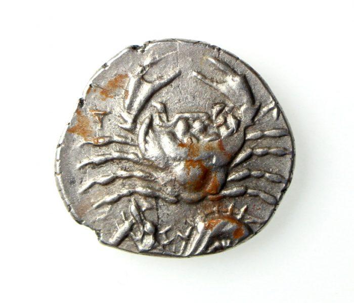 Sicily Akragas Silver Hemidrachm 420-410BC-18341