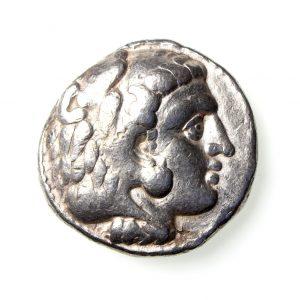 Macedon Philip III Silver Tetradrachm 323-317BC-18424