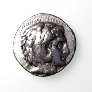 Macedon Philip III Silver Tetradrachm 323-317BC-18422