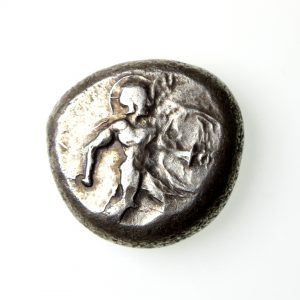 Pampylia, Aspendos Silver Stater 465-430BC-18757