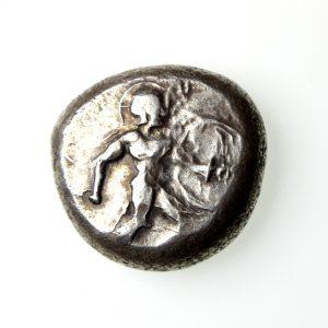 Pampylia, Aspendos Silver Stater 465-430BC-18757