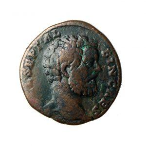 Clodius Albinus Bronze Sestertius 193-197AD-18776