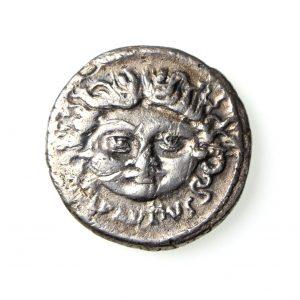 L. Plautius Plancus Silver Denarius 47BC-18896