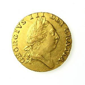 George III Gold Guinea 1760-1820AD 1787AD-18997