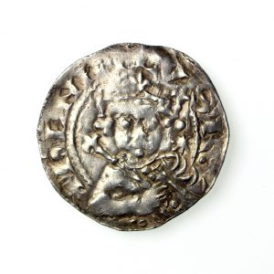 Henry I Silver Penny Type XIV 1100-1135AD London -19015
