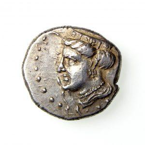 Pontos, Amisos Silver Siglos 435-370BC-19222