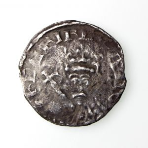 Henry II Silver Tealby Penny 1154-1189AD Norwich -19225