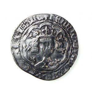 Henry V Silver Groat 1413-1422AD-19557