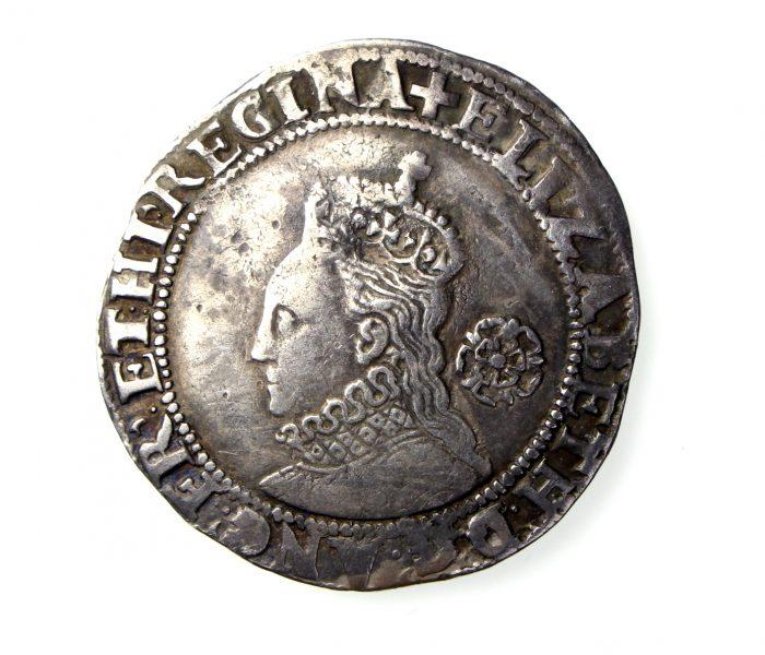 Elizabeth I Silver Sixpence 1558-1603AD 1578AD-19730