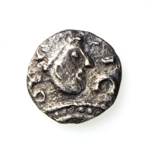 Anglo Saxon Silver Sceat 680-710AD Series A 2a-19759