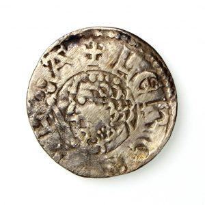 Scotland Wiliam The Lion Silver Penny 1165-1214AD-19788