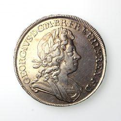 George I Silver Crown 1714-27AD 1718/16AD-19805