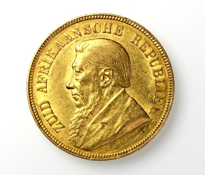 South Africa Gold Pond 1898AD-19843