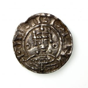 Henry I Silver Penny 1100-1135AD Annulets type London -19985