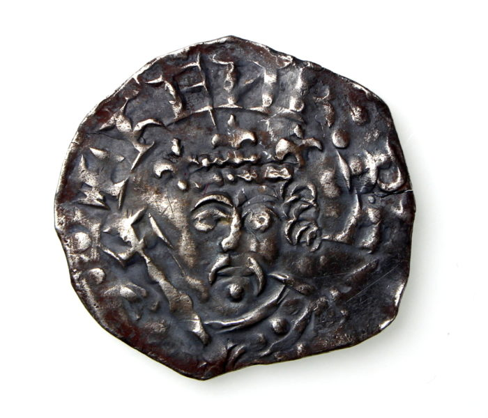 Henry II Silver Tealby Penny 1154-1189AD Ipswich mint Exceptional -20095