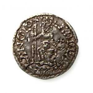 Edward The Confessor Silver Penny Sovereign Type 1042-1066AD Gloucester mint-20168
